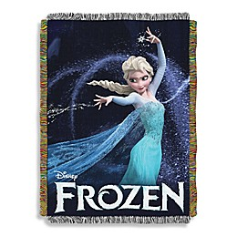 Disney® Frozen Queen of Ice Tapestry Throw