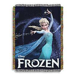 Disney® Frozen Queen of Ice Tapestry Throw