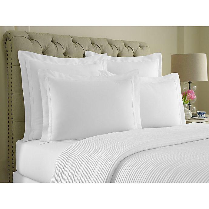 Alternate image 1 for Wamsutta® Double Flange Pillow Sham