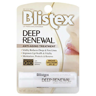 Blistex Deep Renewal 0.15 oz. SPF 15 Anti-Aging Lip Protectant