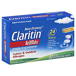 Claritin® 30-Count 24 Hour Redi Tablets