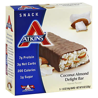 Atkins™ Coconut Almond Delight Bar 5-Count Snack Bar