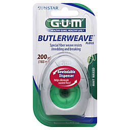 Sunstar GUM® ButlerWeave Waxed Floss in Mint