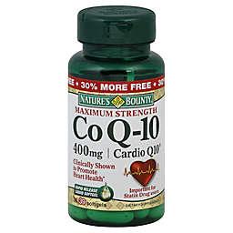Nature's Bounty 30-Count Maximum Strength Co Q-10 400 mg Softgels
