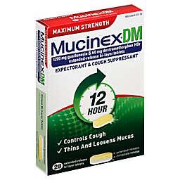 Mucinex® 28-Count Maximum Strength DM Tablets