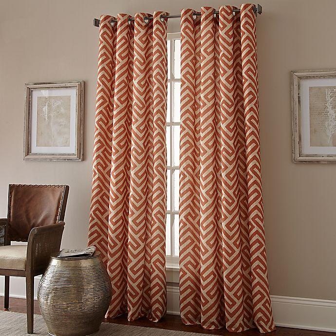 Alternate image 1 for Keyes Window Curtain Panel