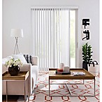 Real Simple® Vertical 66-Inch x 84-Inch Blind in Snow