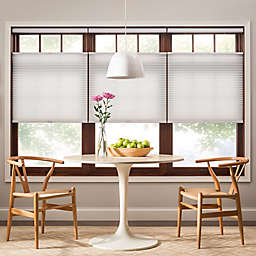 Real Simple® Cordless Top-Down Bottom-Up Cellular 45.5-Inch x 72-Inch Shade in Polar