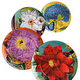 Waechtersbach Impressions Accent Plates (Set of 4)