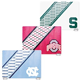 Collegiate Tempered Glass Cutting Board Collection
