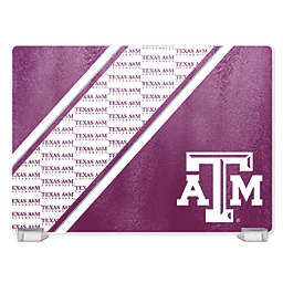 Texas A&M University Tempered Glass Cutting Board