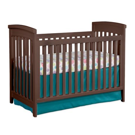 Imagio Baby By Westwood Design Midtown Cottage Crib In Chocolate Mist Bed Bath Amp Beyond