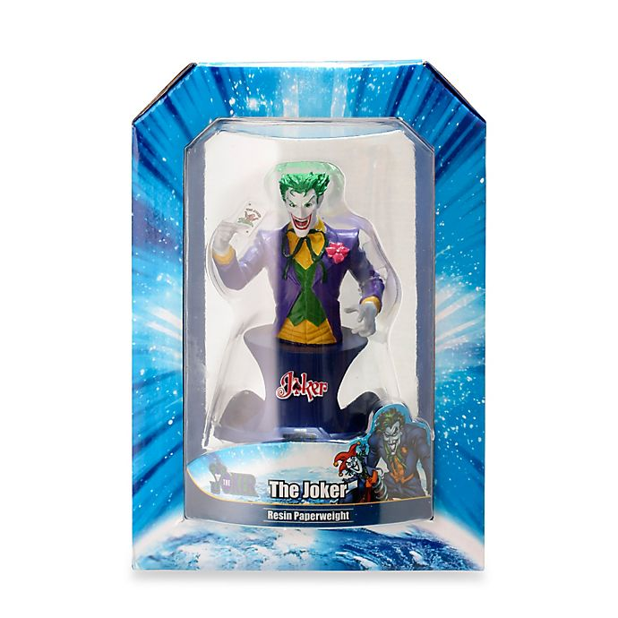 Alternate image 1 for DC Comics™ Joker Resin Paperweight