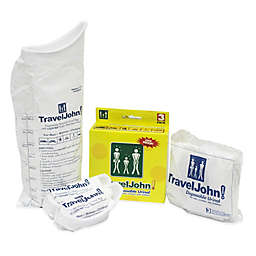 TravelJohn!™ Disposable Urinal (Set of 3)