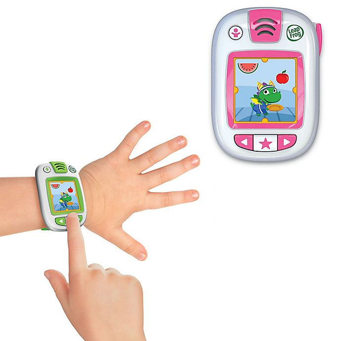 Alternate image 1 for LeapFrog® LeapBand