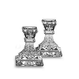 Waterford® Lismore 4-Inch Candlesticks (Set of 2)
