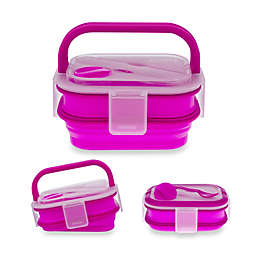 SmartPlanet Collapsible Double Decker Meal Kit