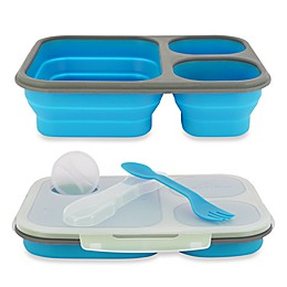 SmartPlanet Large Collapsible Eco Lunch Kit