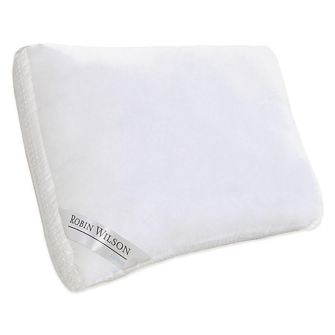 Alternate image 1 for Robin Wilson Home Back Sleeper Down Alternative Bed Pillow