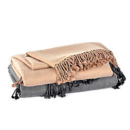Berkshire Cashmere/Rayon from Bamboo Throw