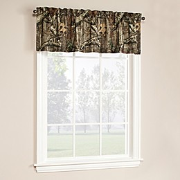 Mossy Oak® Break Up Infinity Window Valance