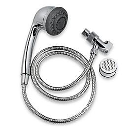 Culligan® Handheld Filtering Shower Head in Chrome