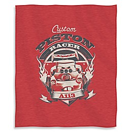 Disney® Cars Piston Racer Sweatshirt Throw