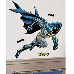 Batman Bold Justice Peel and Stick Giant Wall Decals