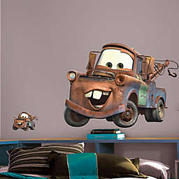 RoomMates Disney® Pixar Cars Mater Peel and Stick Giant Wall Decals
