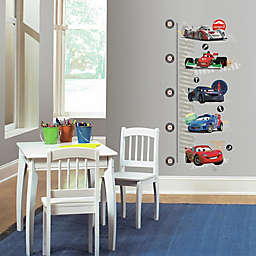 RoomMates Disney® Pixar Cars Peel and Stick Metric Growth Chart Wall Decals