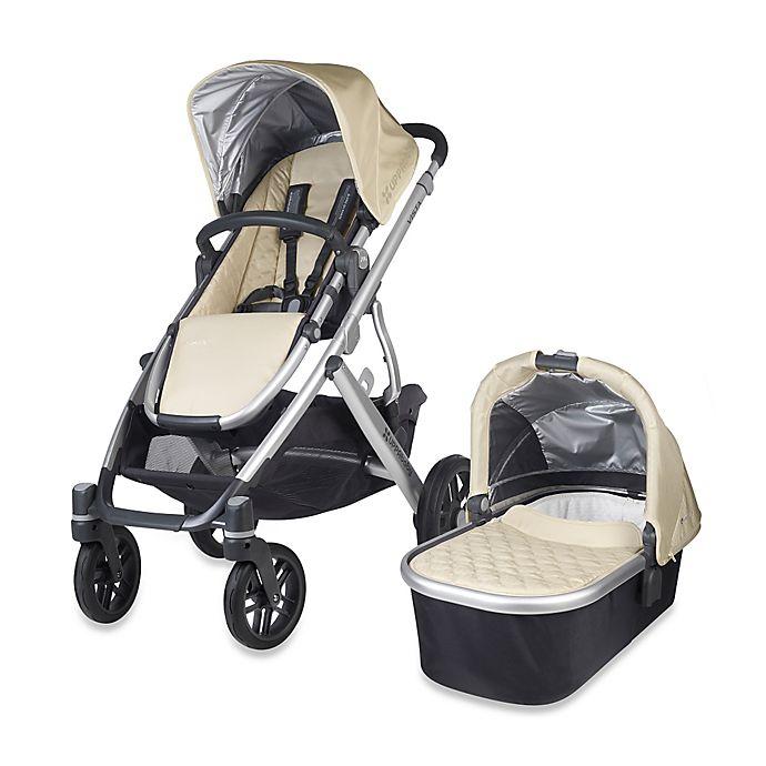 Alternate image 1 for UPPAbaby® VISTA® Stroller in Lindsey