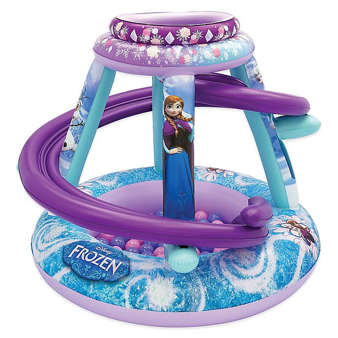Alternate image 1 for Disney® Frozen Forever Sisters Playland with 50 Balls