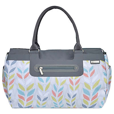 JJ Cole® Parker Weekender Diaper Bag in Citrus Breeze