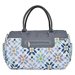 JJ Cole® Parker Weekender Diaper Bag in Prairie Blossom