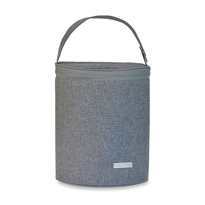 Alternate image 1 for JJ Cole® Bottle Cooler in Grey Heather