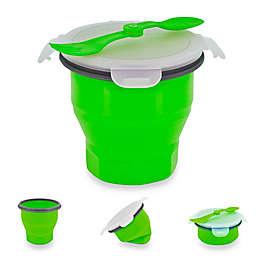 SmartPlanet Collapsible Soup & Salad Bowl Meal Kit