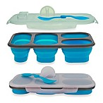 SmartPlanet Portion Perfect Collapsible Meal Kit in Blue