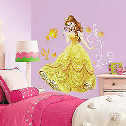 Disney® Princess Belle Giant Peel and Stick Wall Decals