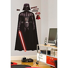 Disney® Star Wars™ Classic Vadar Peel and Stick Giant Wall Decals