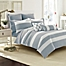 Part of the Southern Tide® Breakwater Comforter Set in Nautical Navy