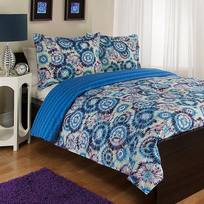 Byron Reversible Comforter Set