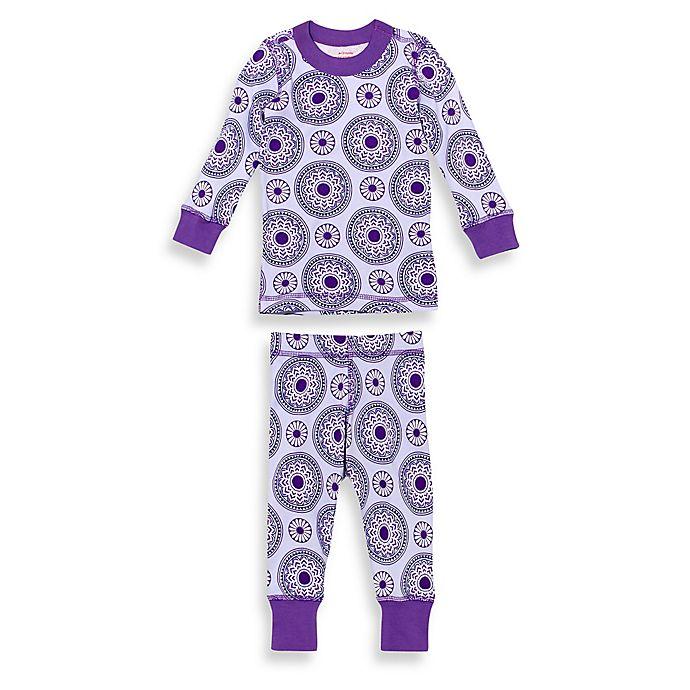 Masala Baby Baby Organic Pjs Long Sleeve