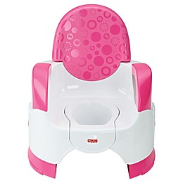 Fisher Price Customer Comfort Potty in Pink