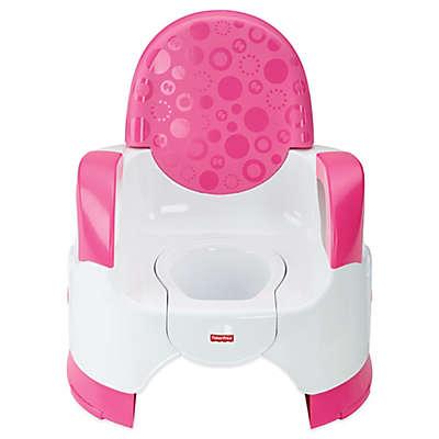 Fisher-Price® Custom Comfort Potty for Girls