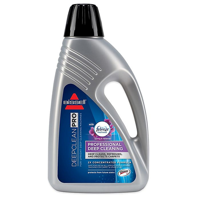 Alternate image 1 for BISSELL® Professional Deep Cleaning with Febreze® Formula