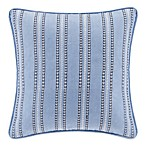 Echo™ Kamala Square Throw Pillow in Blue