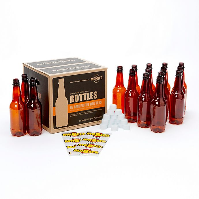 Alternate image 1 for Mr. Beer 2 Gallon Deluxe Beer Bottling Kit