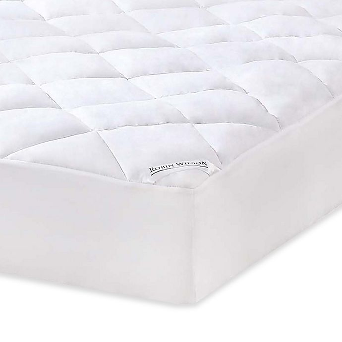 Robin Wilson Home Waterproof Mattress Pad Bed Bath Amp Beyond