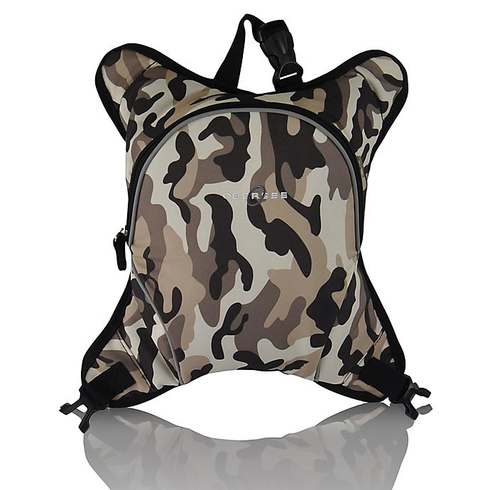 Alternate image 1 for Obersee Baby Bottle Cooler Attachment in Camouflage