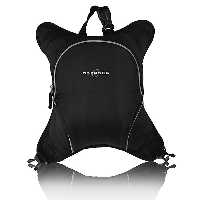 Alternate image 1 for Obersee Baby Bottle Cooler Attachment in Black